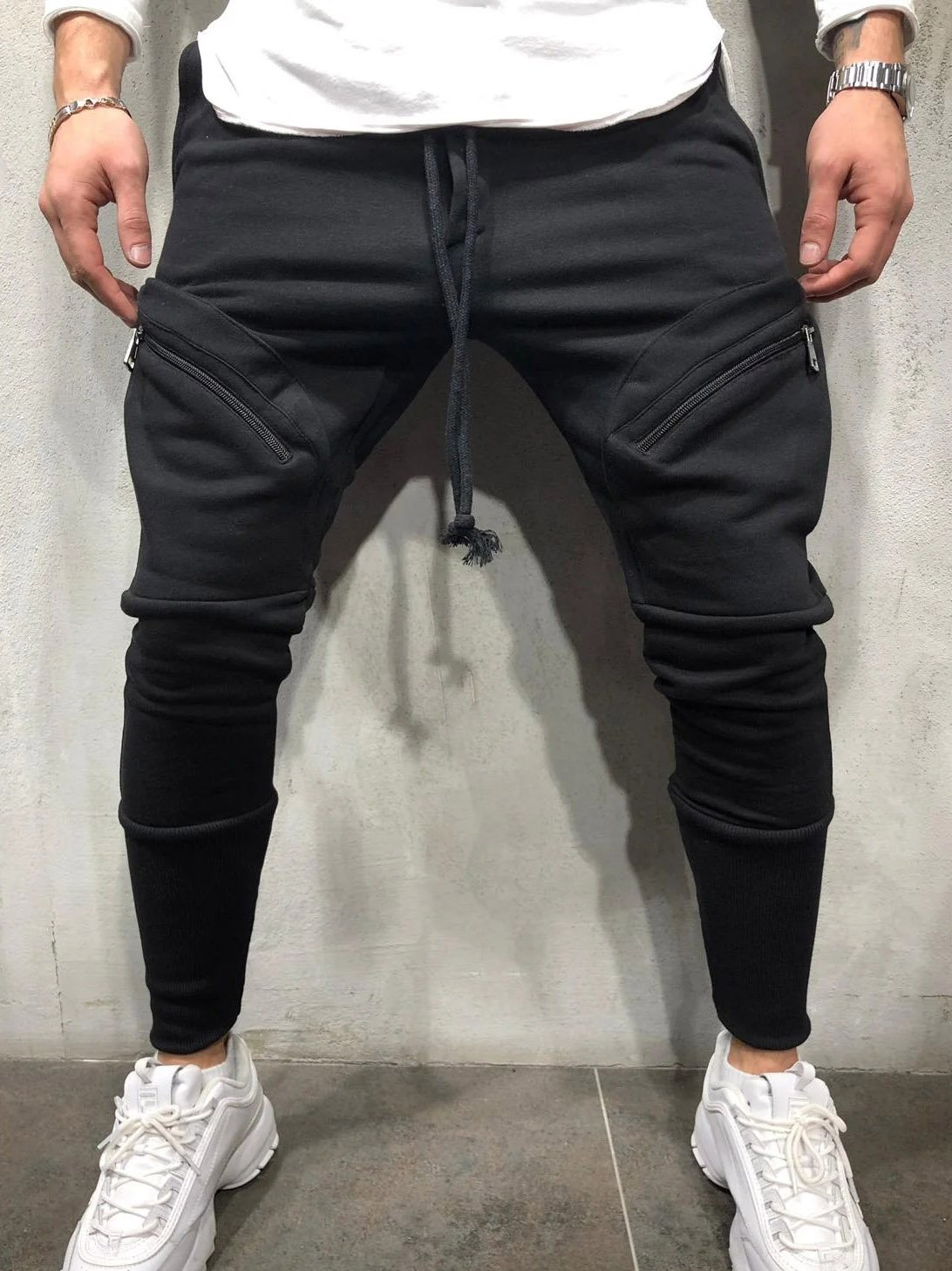 PANTS KINGSTON black