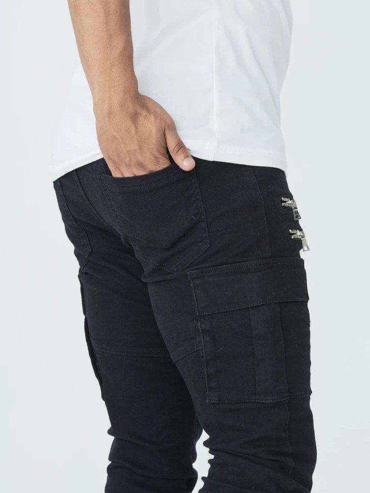 MAN'S PANTS AYDEN black