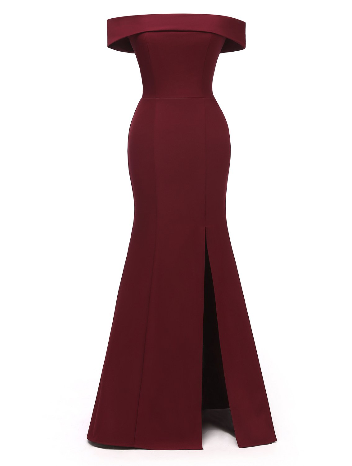 EVENING DRESS NADIE red