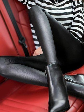THERMO WINTER LEGGINGS TIARI black